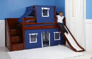 Bunk Bed With A Slide Slide Beds Shop Top Selling Bunks Lofts With Slides Maxtrix