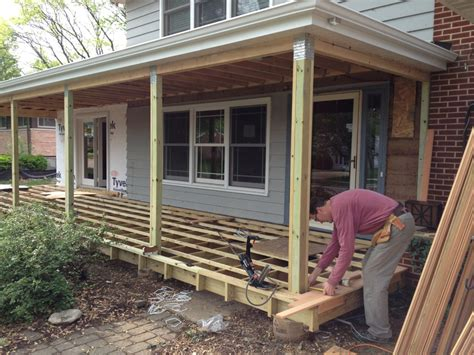 Front Porch Contractors framing drawings for front porch studio design gallery best design