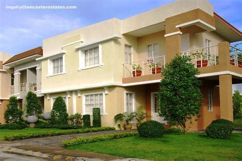 Diana House | diana house and lot for sale in lancaster estates cavite philippines