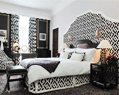 black and white bedroom decorating ideas black and white contemporary interior design ideas for your home homesthetics