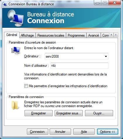 bureau à distance windows 8 raccourci connexion bureau a distance 28 images iilyo