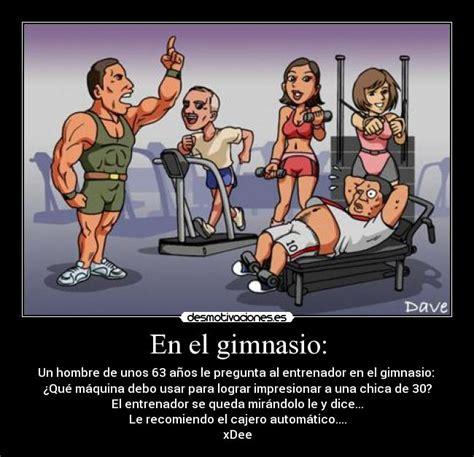 Memes En El Gym - en el gimnasio desmotivaciones