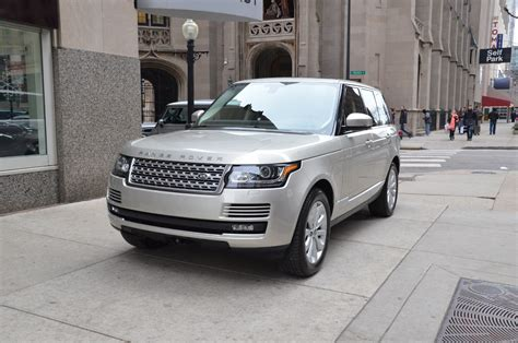 Lamborghini Range Rover 2013 Land Rover Range Rover Hse Used Bentley Used