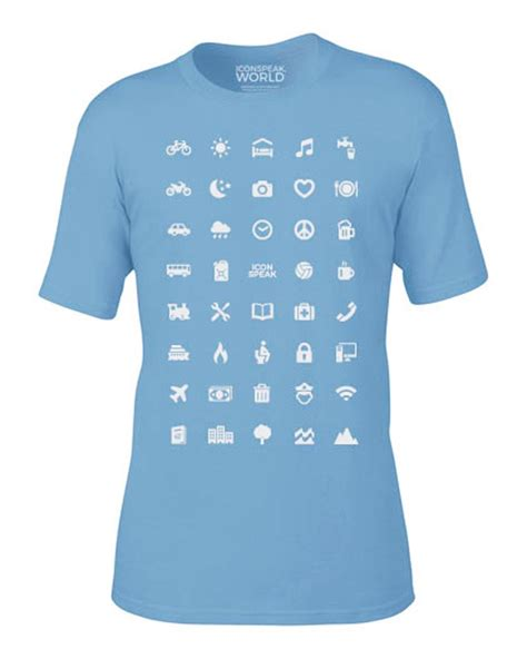 Traveler T Shirt brilliant traveler t shirt has 40 icons to overcome