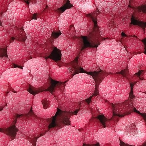 Iqf Frozen Raspberry 1kg iqf frozen raspberries frozen raspberry manufacturer supplier