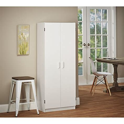 system build storage cabinet system build flynn wooden storage cabinet white import