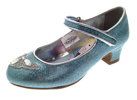 disney frozen dress up shoes glitter princess