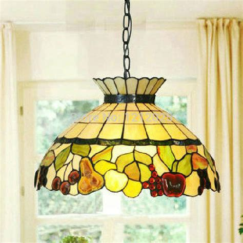 popular stained glass pendant light from china best