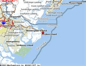map tybee island ahh anyone seen our nuclear bomb this day in tech history