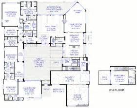 home plans with courtyards courtyard house plan modern courtyard houseplans for