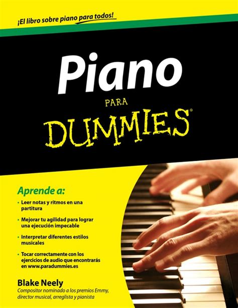 libro toca el piano interpreta piano para dummies completo by elgaiusclaudius issuu