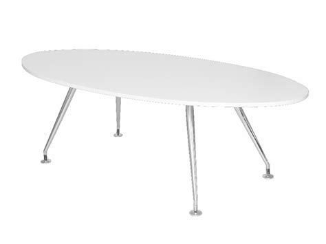 White Oval Meeting Table Oval Boardroom Table White City Used Office Furniture