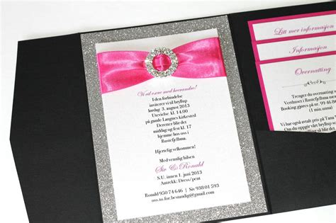 wedding invitations black and pink pink and black wedding invitations oxsvitation