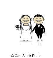 Wedding Ceremony Drawing by Bridegroom Illustrations And Clip 4 301 Bridegroom