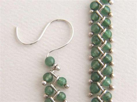 Bead Earring Designs Handmade - 17 best images about handmade earring ideas on