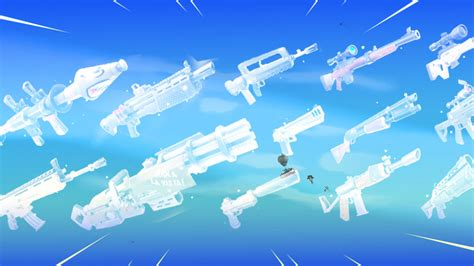 fortnite br guide des armes millenium