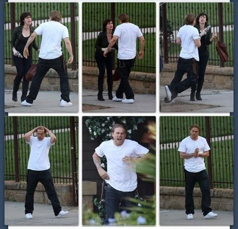 charlie hunnam and maggie siff relationship charlie hunnam maggie siff sons of anarchy can t wait to