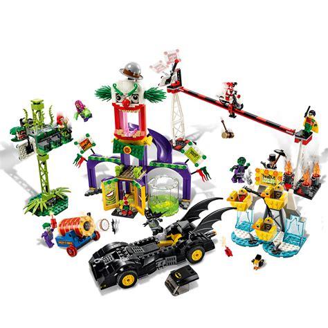 Lego Dc Heroes Batman 76035 Jokerland lego heroes dc comics jokerland 76035 free shipping