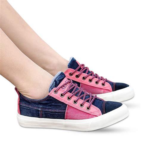 Sepatu Sandal Wanita Sneaker sepatu sneakers wanita 4 model elevenia