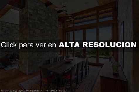My Home Decor by Especial Sobre Comedores Con Paredes De Piedra Parte Iii