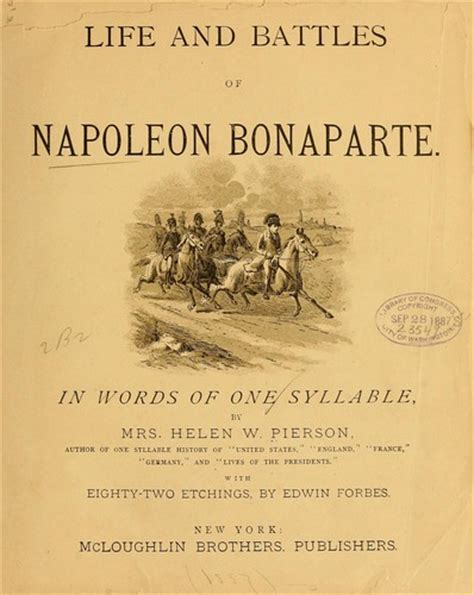 download biography of napoleon bonaparte life and battles of napoleon bonaparte open library