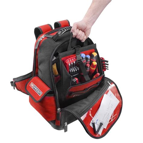 tool and laptop backpack back pack probag laptop tool storage bs l30