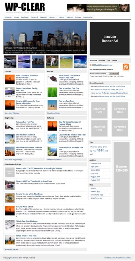 newspress wordpress magazine themes wordpresss news themes 28 new great magazine newspaper style wordpress themes