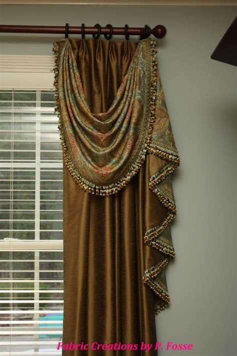 Drapery Swags And Jabots best 25 curtains ideas on bohemian curtains green curtains for the home