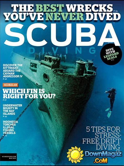 scuba dive magazine scuba diving may 2015 187 pdf magazines