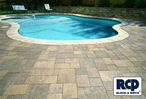 pool pavers ideas interlocking pavers interlocking pavers around pool deck