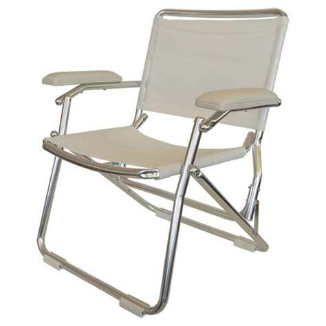 Folding Deck Chair by Springfield European Folding Deck Chair West Marine