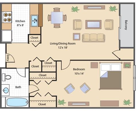 17 Best Images About Guest House On Pinterest House One Level House Plans For Seniors
