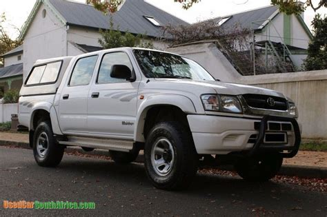 toyota used cars 2003 toyota hilux used car for sale in bloemfontein