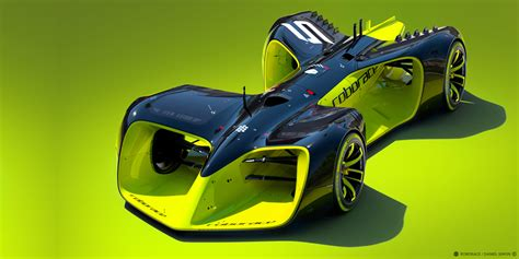 Cars Robot Be A Cars Robots robotic racing league unveils ai car developed by