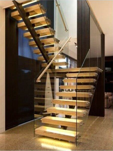 shaped staircase demax arch