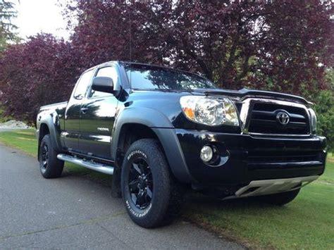 Toyota Tacoma Edition Buy Used 2008 Toyota Tacoma Rugged Trail Edition Access