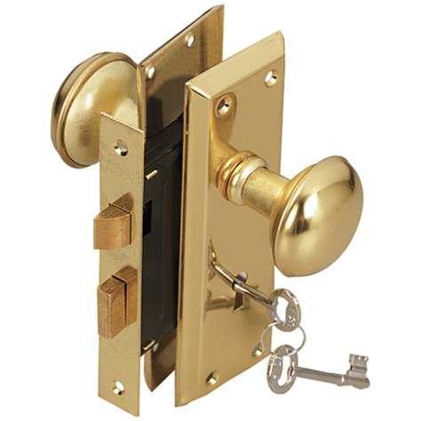 Door Locks by Security Doors Security Door Mortise Lockset