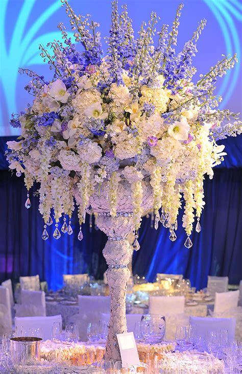 large floral centerpieces cascading centerpieces prestonbailey