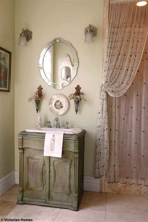victorian bathroom decor celery green victorian bathroom very vintage ideas for