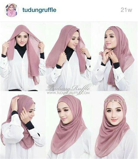 tutorial turban elzatta 198 best images about scarf styles hijab on pinterest