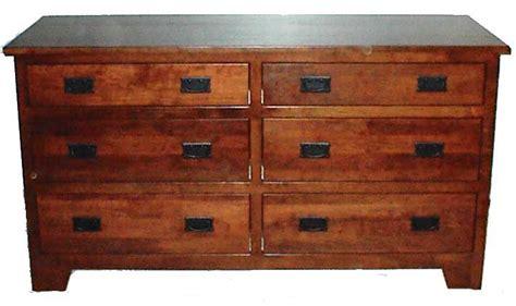 Custom Dresser by Woodloft Org Custom Amish Made Furniture Dressers