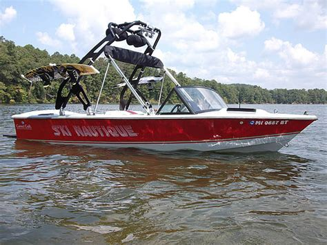 ski boat tower nautique wakeboard tower gallery