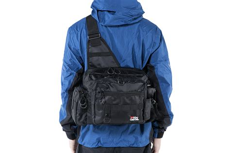 Garucci Shoulder Bag Abu Abu abu garcia one shoulder bag 2 アブ ガルシア ワンショルダーバッグ2
