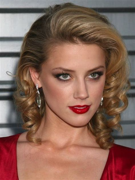 medium retro haircuts all one side retro curls with layers visit to see