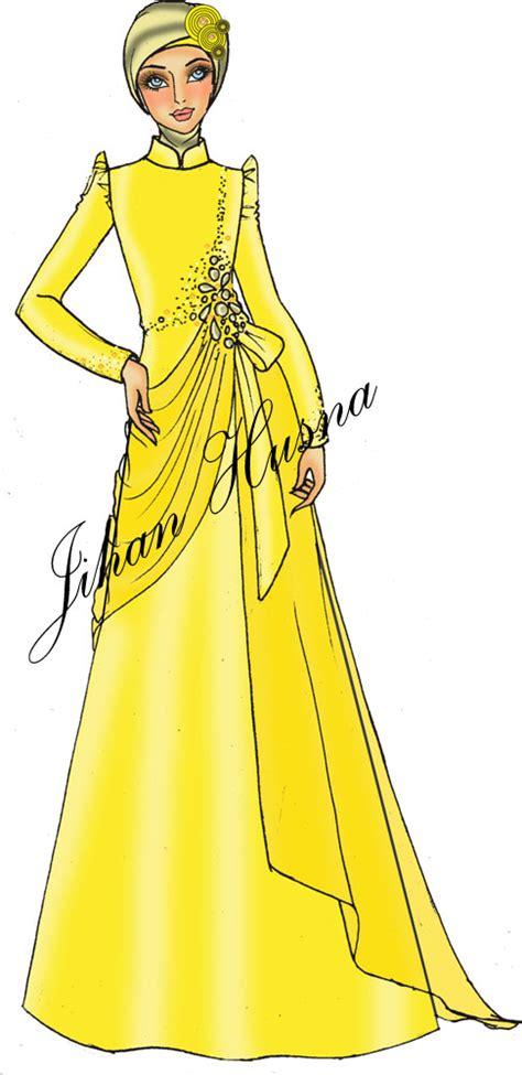 Kebaya Panjang Pl 02 batik desain studio design gallery best design