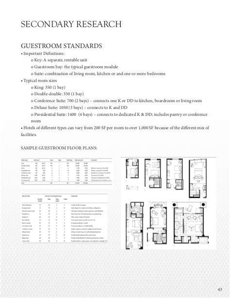 design criteria for resorts hotel design midpoint thesis book