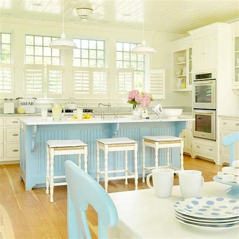 beach cottage kitchen ideas 20 charming cottage style kitchen decors