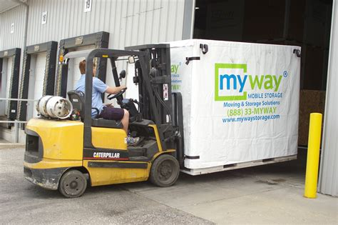 myway mobile storage storage companies mobile container moving storage