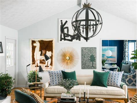 How To Make A Living Room Feel Cozy - 12 ways to make your open floor plan feel cozy hgtv