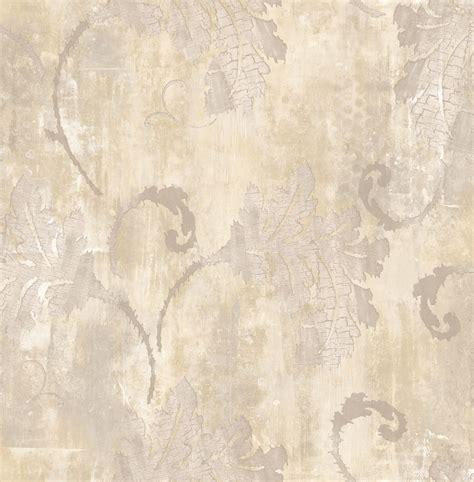 faux paint wallpaper foli s faux leaf wallpaper fax 38959 designer